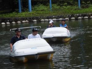 サイクルボート